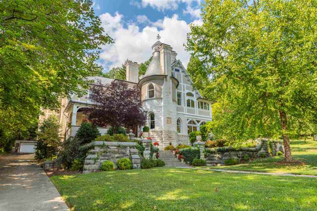 605 E Beverley St, STAUNTON, VA 24401 (MLS #589973) :: Real Estate III