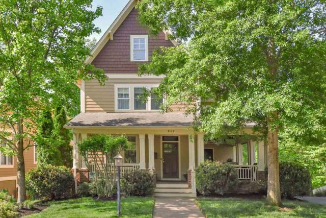 840 Village Rd, CHARLOTTESVILLE, VA 22903 (MLS #590000) :: Jamie White Real Estate