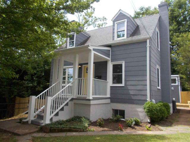 1304 Belleview Ave, CHARLOTTESVILLE, VA 22901 (MLS #590078) :: Real Estate III