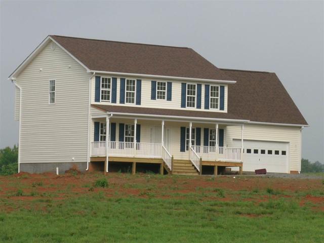Lot 9 Kinglet Ct, CULPEPER, VA 22701 (MLS #590124) :: KK Homes