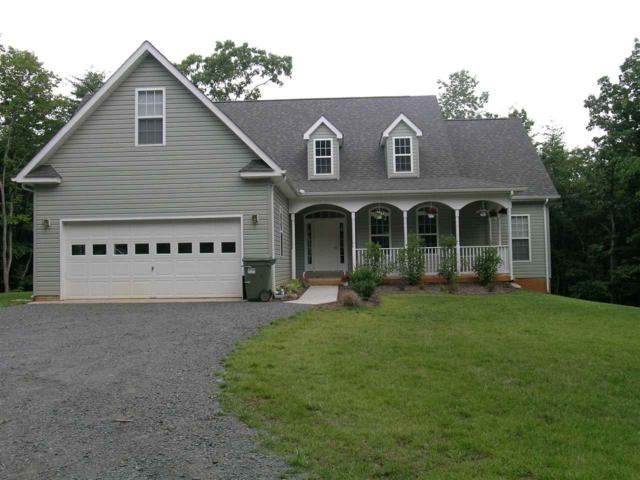Lot 25 Blackbird Loop, CULPEPER, VA 22701 (MLS #590140) :: KK Homes