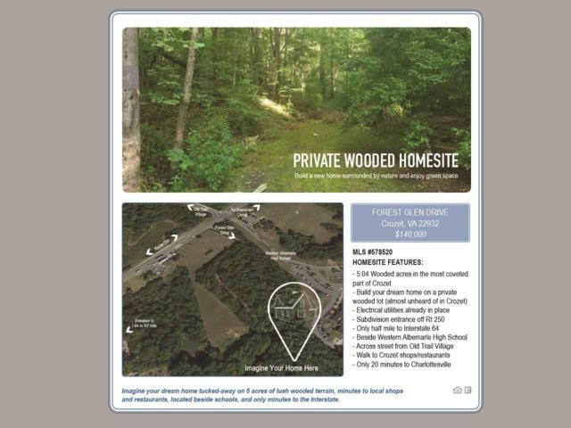 Forest Glen Dr #2, Crozet, VA 22932 (MLS #590162) :: Real Estate III