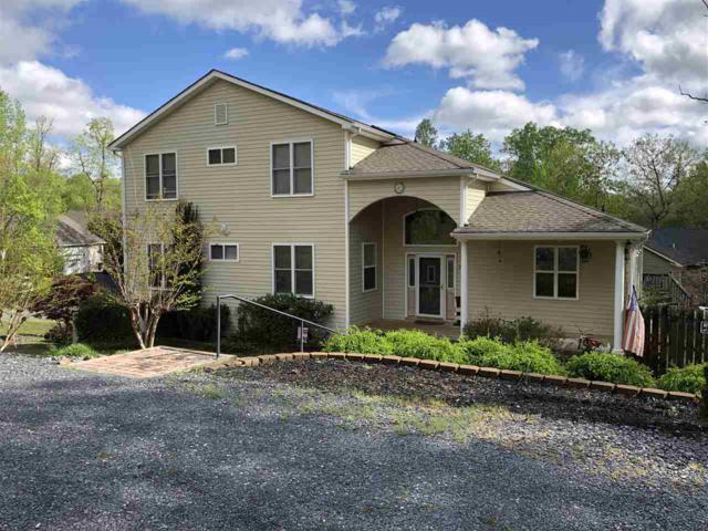 70 Woodlawn Dr, Palmyra, VA 22963 (MLS #590328) :: Real Estate III
