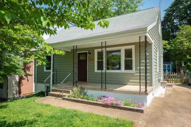 707 Rockland Ave, CHARLOTTESVILLE, VA 22902 (MLS #590343) :: Jamie White Real Estate