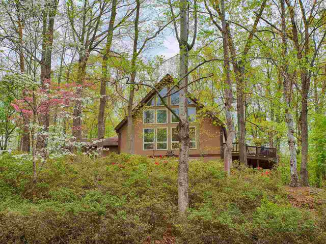 100 Wild Flower Dr, CHARLOTTESVILLE, VA 22911 (MLS #590510) :: Real Estate III