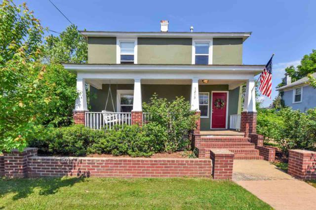 1213 Avon St, CHARLOTTESVILLE, VA 22902 (MLS #590564) :: Jamie White Real Estate