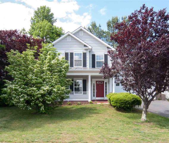 886 Swan Ridge Rd, CHARLOTTESVILLE, VA 22903 (MLS #590657) :: Real Estate III