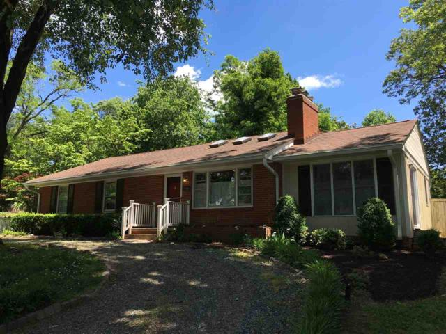1741 Concord Dr, CHARLOTTESVILLE, VA 22901 (MLS #590705) :: Real Estate III