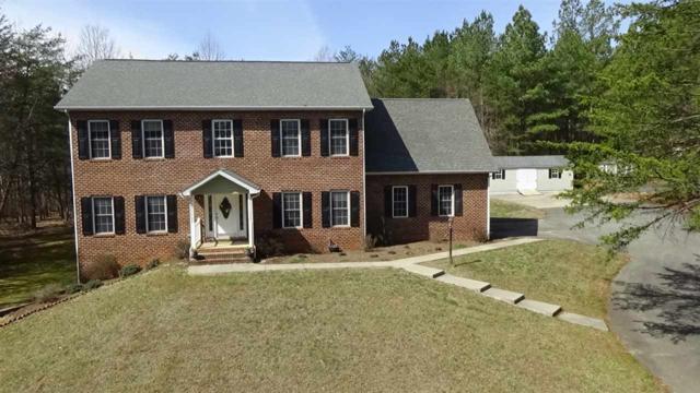 4160 Bleak House Rd, Earlysville, VA 22936 (MLS #590725) :: Jamie White Real Estate