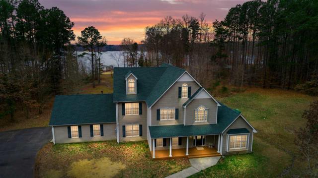 707 Point Dr, BUMPASS, VA 23024 (MLS #590764) :: Real Estate III