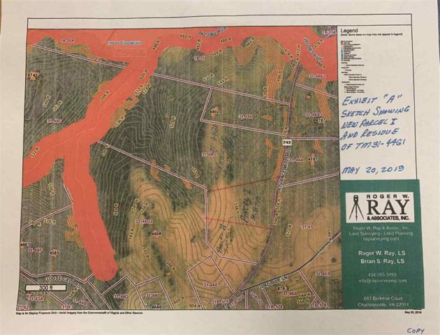 Parcel 1 Advance Mills Rd Parcel I, Earlysville, VA 22936 (MLS #590773) :: Jamie White Real Estate