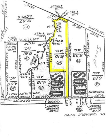 Lot 16 S Constitution Rte, SCOTTSVILLE, VA 24590 (MLS #590796) :: Jamie White Real Estate
