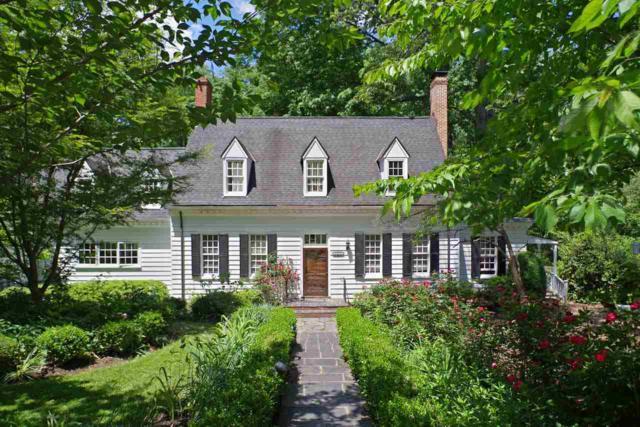 1331 Hilltop Rd, CHARLOTTESVILLE, VA 22903 (MLS #590818) :: Jamie White Real Estate