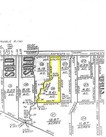 Lot 19 S Constitution Rte, SCOTTSVILLE, VA 24590 (MLS #590893) :: Jamie White Real Estate