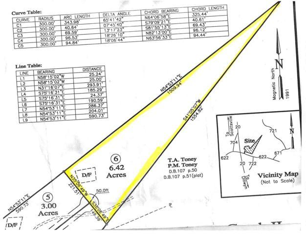 Lot 6 Sharps Creek Dr #6, SCOTTSVILLE, VA 24590 (MLS #590905) :: Jamie White Real Estate
