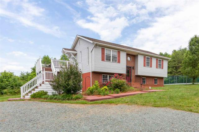 6845 Cabell Rd, HOWARDSVILLE, VA 24562 (MLS #591011) :: Jamie White Real Estate