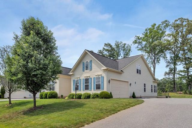 399 Justin Dr, Palmyra, VA 22963 (MLS #591093) :: Real Estate III