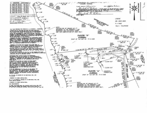 TBD Redbud Ln, WINGINA, VA 24599 (MLS #591544) :: Real Estate III