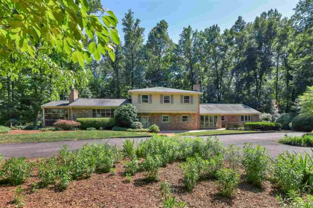 405 Willwood Dr, Earlysville, VA 22936 (MLS #591580) :: Real Estate III