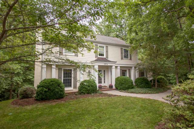 2814 Huntington Rd, CHARLOTTESVILLE, VA 22901 (MLS #591628) :: Real Estate III
