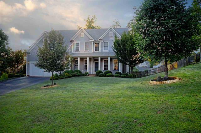 2040 Via Florence, CHARLOTTESVILLE, VA 22901 (MLS #592007) :: Jamie White Real Estate