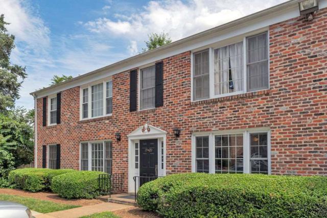 2527 Hydraulic Rd #17, CHARLOTTESVILLE, VA 22902 (MLS #592162) :: Jamie White Real Estate