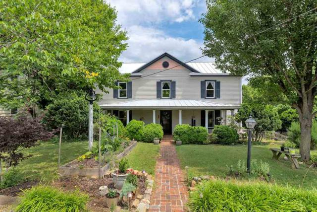 332 Main St, Palmyra, VA 22963 (MLS #592218) :: Real Estate III