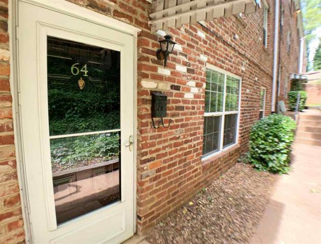 2517 Hydraulic Rd #64, CHARLOTTESVILLE, VA 22901 (MLS #592266) :: Real Estate III