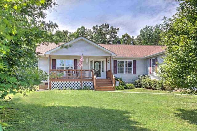 67 Partridge Berry Ln, TROY, VA 22974 (MLS #592272) :: Real Estate III