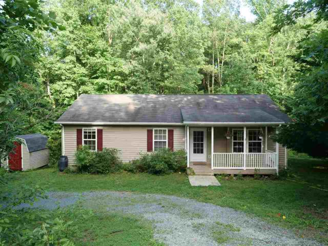 21 S Bearwood Dr, Palmyra, VA 22963 (MLS #592285) :: Real Estate III