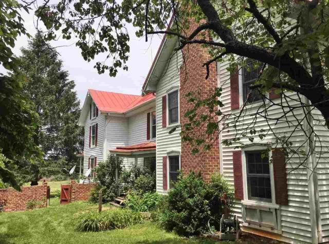 1857 Findlay Mountain Rd, Shipman, VA 22971 (MLS #592303) :: Real Estate III