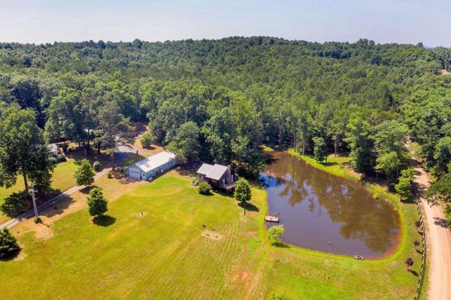 292 Logan Rd, SCOTTSVILLE, VA 24590 (MLS #592528) :: Real Estate III