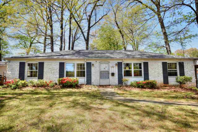 1603 Trailridge Rd, CHARLOTTESVILLE, VA 22903 (MLS #592694) :: Real Estate III
