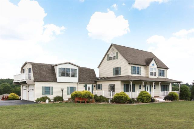 1368 Rivanna Woods Dr, Palmyra, VA 22963 (MLS #592914) :: Real Estate III
