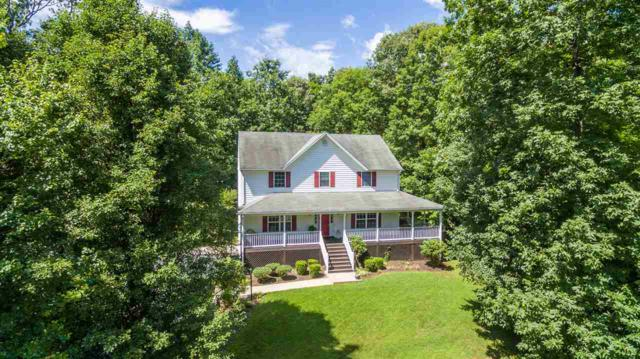 494 W Rosewood Dr, BARBOURSVILLE, VA 22923 (MLS #592942) :: Real Estate III