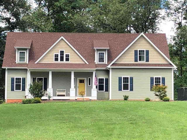 3547 Bleak House Rd, Earlysville, VA 22936 (MLS #593006) :: Real Estate III