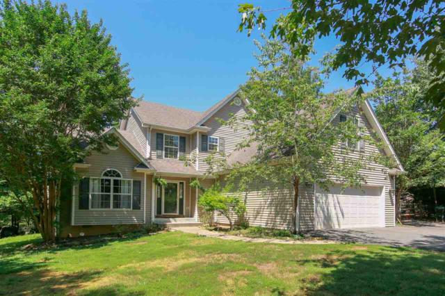 454 Jefferson Dr, Palmyra, VA 22963 (MLS #593008) :: Real Estate III