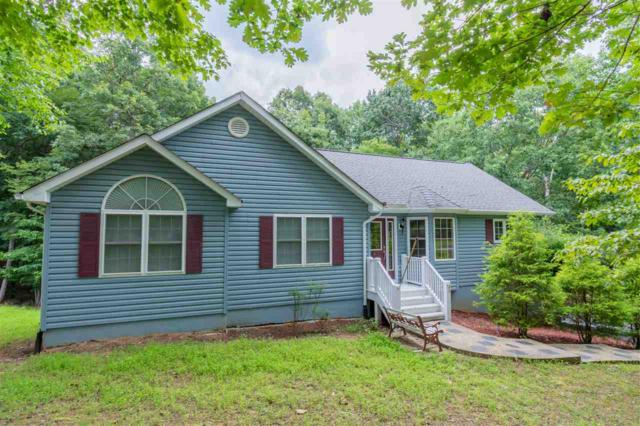 24 W Lake Forest Dr, Palmyra, VA 22963 (MLS #593034) :: Real Estate III