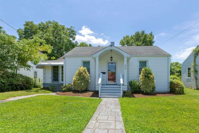 804 Druid Ave, CHARLOTTESVILLE, VA 22902 (MLS #593037) :: Real Estate III