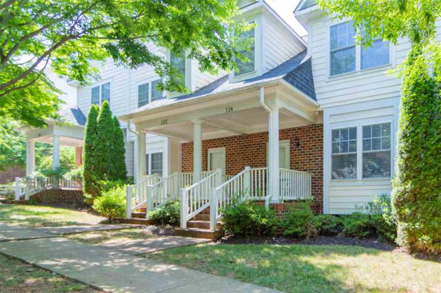 124 Old Fifth Cir, CHARLOTTESVILLE, VA 22903 (MLS #593066) :: Real Estate III