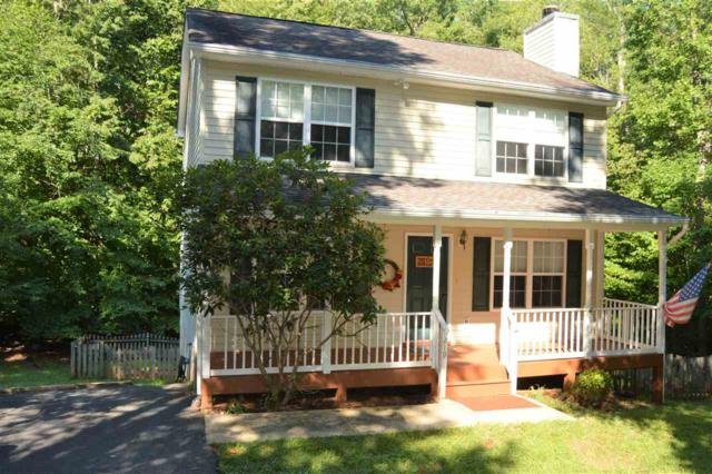 219 Jefferson Dr, Palmyra, VA 22963 (MLS #593091) :: Real Estate III