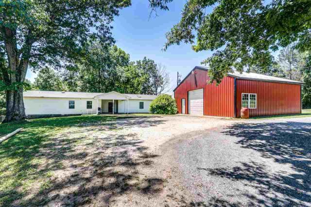 897 Willow Lake Rd, BUCKINGHAM, VA 23921 (MLS #593093) :: Real Estate III