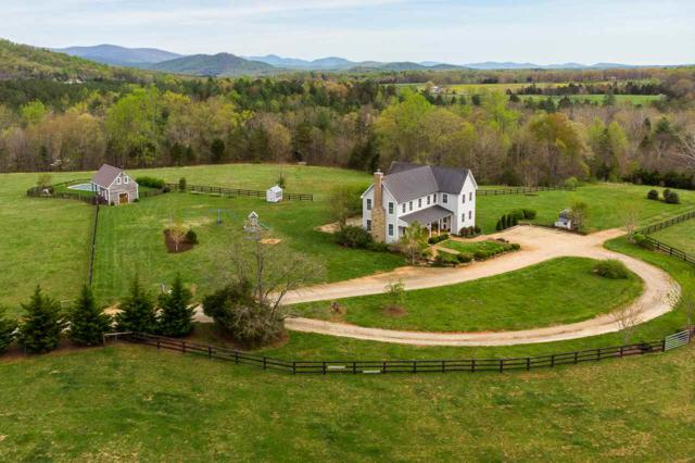 1204 Simmons Gap Rd, DYKE, VA 22935 (MLS #593153) :: Real Estate III