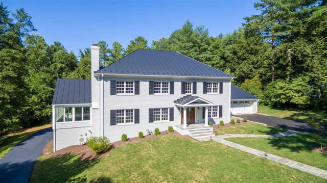 2025 Spottswood Rd, CHARLOTTESVILLE, VA 22903 (MLS #593154) :: Real Estate III