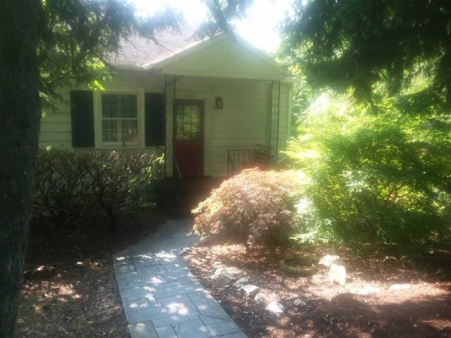 626 Cabell Ave, CHARLOTTESVILLE, VA 22903 (MLS #593199) :: Real Estate III