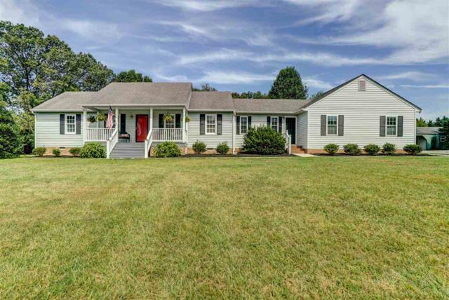 469 Belsches Rd, BUMPASS, VA 23024 (MLS #593284) :: Real Estate III