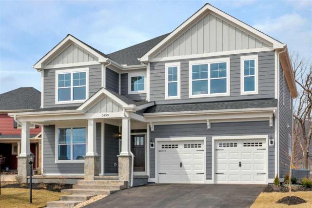 199C Farrow Dr, CHARLOTTESVILLE, VA 22901 (MLS #593344) :: Real Estate III
