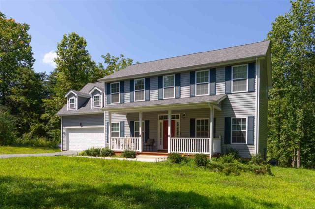 2445 Lindsay Rd, GORDONSVILLE, VA 22942 (MLS #593638) :: Jamie White Real Estate