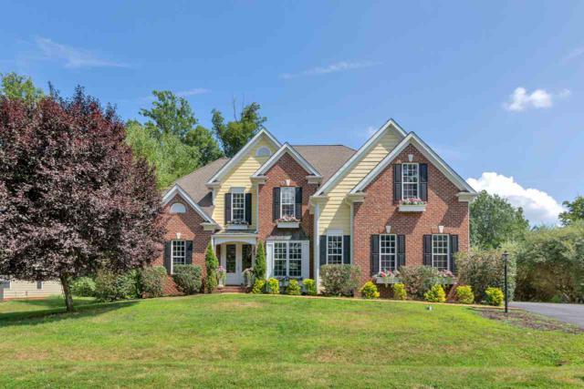 1987 Ridgetop Dr, CHARLOTTESVILLE, VA 22903 (MLS #593897) :: Real Estate III
