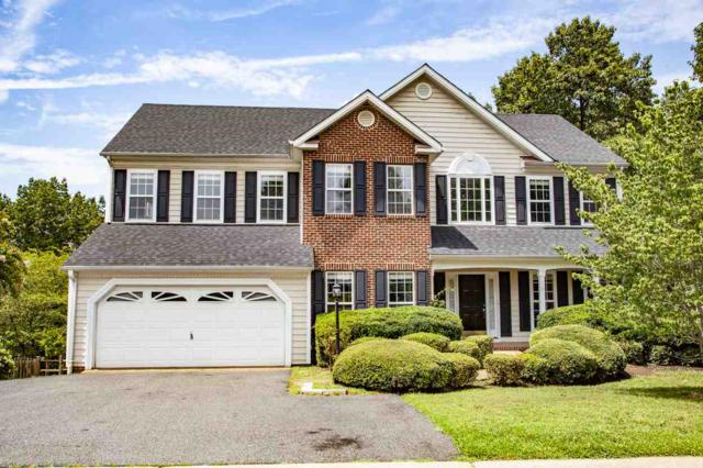 2821 Stratford Glen Way, CHARLOTTESVILLE, VA 22911 (MLS #593911) :: Real Estate III